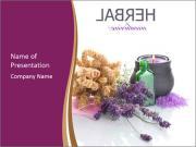 Herbal Medicine PowerPoint Templates