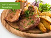 European Cuisine PowerPoint Templates