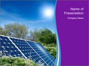 Alternative Energy Plantillas de Presentaciones PowerPoint