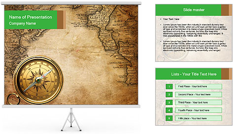 History Class PowerPoint Template Backgrounds ID 0000021996 – History Powerpoint Template