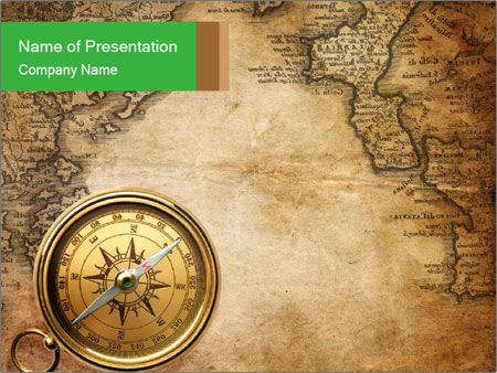 history - powerpoint template - smiletemplates, Modern powerpoint