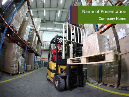 Working process in warehouse powerpoint template backgrounds id working process in warehouse powerpoint template toneelgroepblik Images