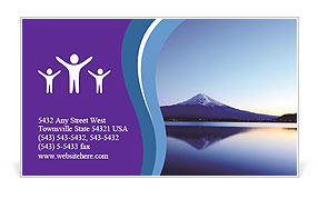 0000022592 Business Card Template