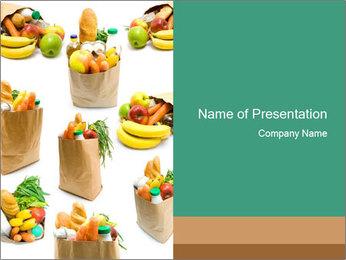 Organic Market PowerPoint Template