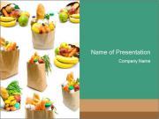 Organic Market PowerPoint Templates
