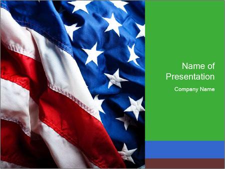 patriotic powerpoint template smiletemplates com