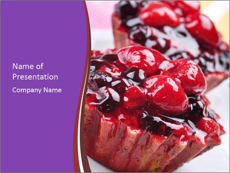dessert fruit basket plantillas de presentaciones