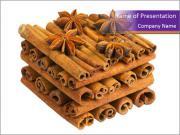 cinnamon - powerpoint template - smiletemplates, Presentation templates