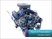 Vehicle Detail PowerPoint Templates