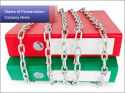 Chains of Bureaucracy PowerPoint Templates