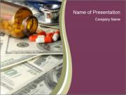 Cost of Medicine PowerPoint Templates