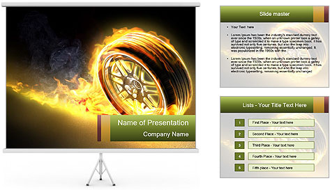 how to change a tire powerpoint