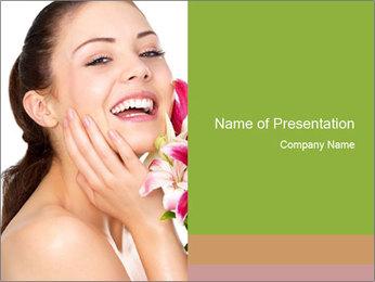 Skin Freshness Modelos de apresentações PowerPoint