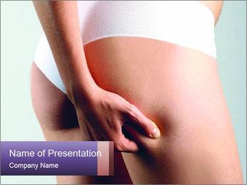 Legs without Cellulite Modèles des présentations  PowerPoint