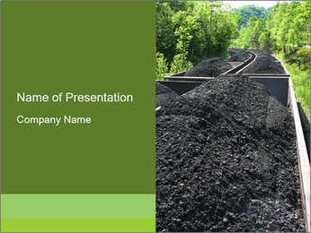 Organic Soil PowerPoint Template