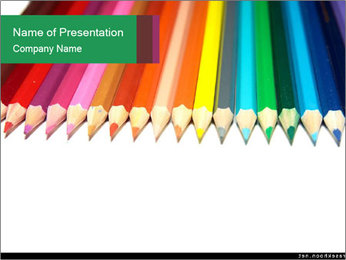 Drawing School PowerPoint Template