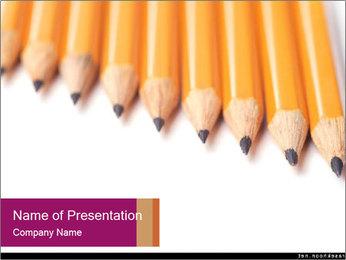 Pencil Drawing Modèles des présentations  PowerPoint