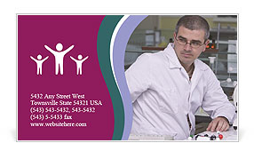 0000025993 Business Card Template