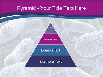 Blue Microbes Modèles des présentations  PowerPoint - Diapositives 30