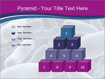 Blue Microbes Modèles des présentations  PowerPoint - Diapositives 31