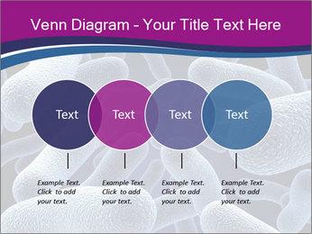Blue Microbes Modèles des présentations  PowerPoint - Diapositives 32