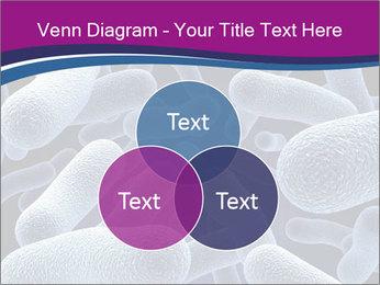 Blue Microbes Modèles des présentations  PowerPoint - Diapositives 33