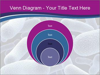 Blue Microbes Modèles des présentations  PowerPoint - Diapositives 34