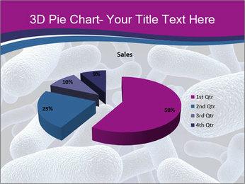 Blue Microbes Modèles des présentations  PowerPoint - Diapositives 35