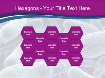 Blue Microbes Modèles des présentations  PowerPoint - Diapositives 44