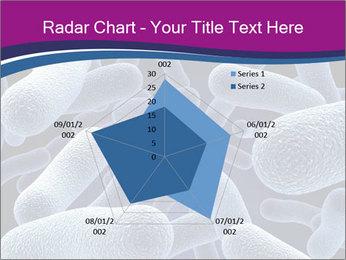 Blue Microbes Modèles des présentations  PowerPoint - Diapositives 51