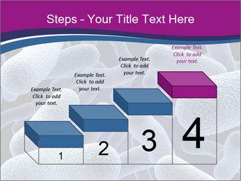 Blue Microbes Modèles des présentations  PowerPoint - Diapositives 64