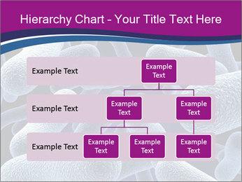 Blue Microbes Modèles des présentations  PowerPoint - Diapositives 67