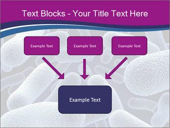 Blue Microbes Modèles des présentations  PowerPoint - Diapositives 70