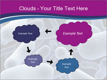 Blue Microbes Modèles des présentations  PowerPoint - Diapositives 72