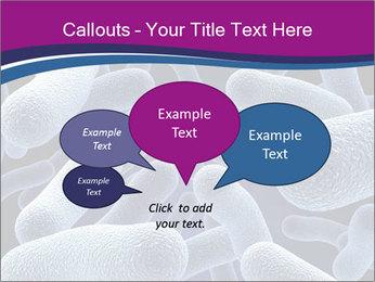 Blue Microbes Modèles des présentations  PowerPoint - Diapositives 73