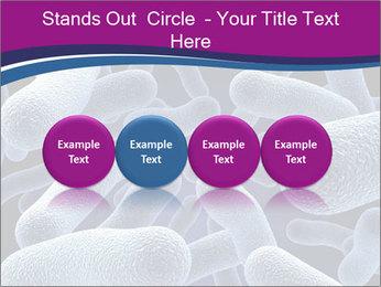 Blue Microbes Modèles des présentations  PowerPoint - Diapositives 76