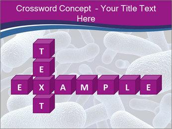 Blue Microbes Modèles des présentations  PowerPoint - Diapositives 82