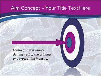 Blue Microbes Modèles des présentations  PowerPoint - Diapositives 83