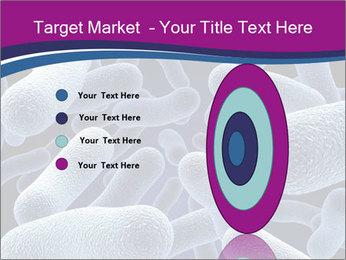 Blue Microbes Modèles des présentations  PowerPoint - Diapositives 84