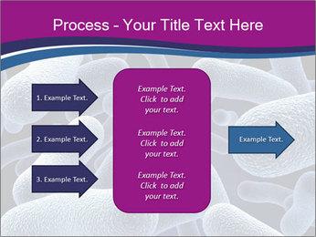Blue Microbes Modèles des présentations  PowerPoint - Diapositives 85