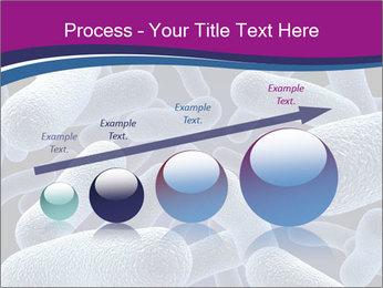 Blue Microbes Modèles des présentations  PowerPoint - Diapositives 87