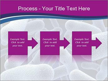Blue Microbes Modèles des présentations  PowerPoint - Diapositives 88