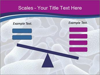 Blue Microbes Modèles des présentations  PowerPoint - Diapositives 89