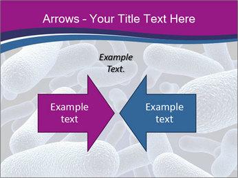 Blue Microbes Modèles des présentations  PowerPoint - Diapositives 90