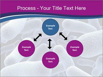 Blue Microbes Modèles des présentations  PowerPoint - Diapositives 91