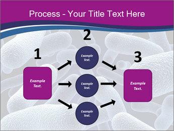 Blue Microbes Modèles des présentations  PowerPoint - Diapositives 92