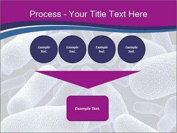 Blue Microbes Modèles des présentations  PowerPoint - Diapositives 93