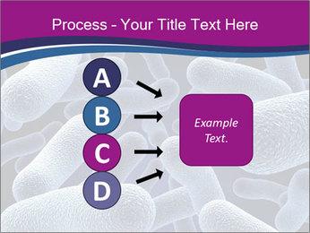 Blue Microbes Modèles des présentations  PowerPoint - Diapositives 94