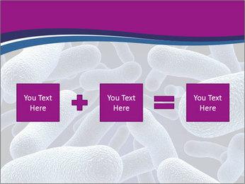 Blue Microbes Modèles des présentations  PowerPoint - Diapositives 95