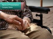 Elderly powerpoint template smiletemplates loving elderly couple powerpoint templates toneelgroepblik Images